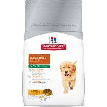 puppy large breed food