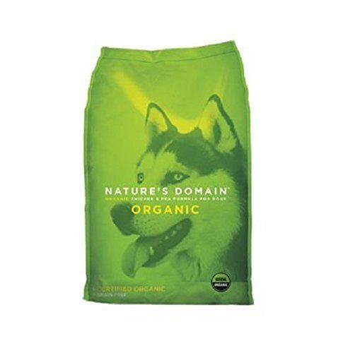 Kirkland organic dog food