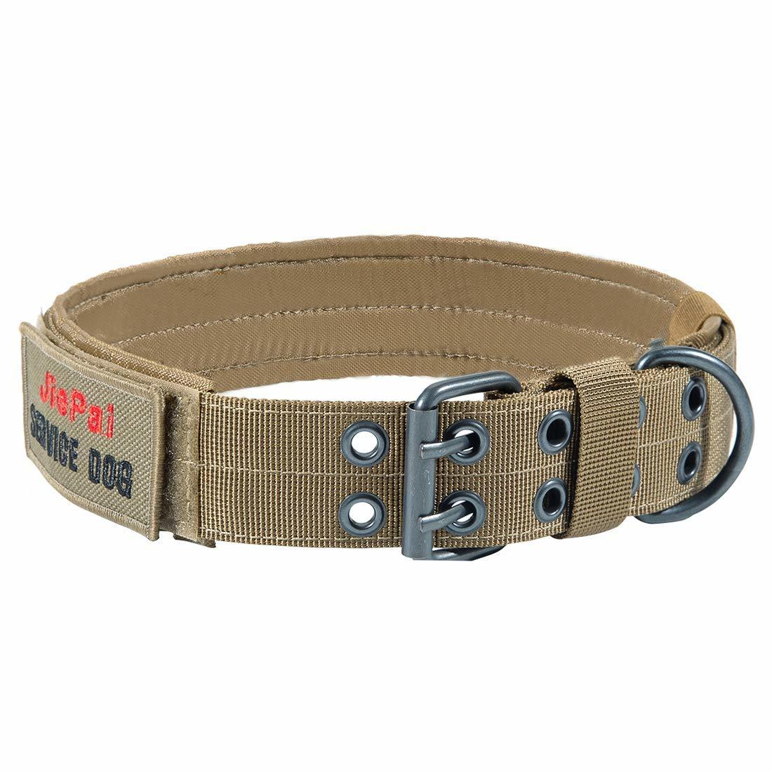 Jeipei collar for German shepherd